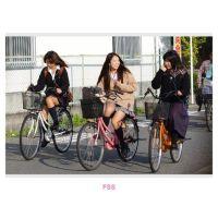 通学途中のJ☆K 07