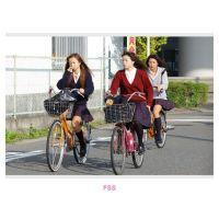 通学途中のJ☆K 08