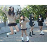 ≪女子高生の日常チラリズム≫