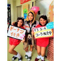 ≪文化祭のエロカワイイ女子高生≫