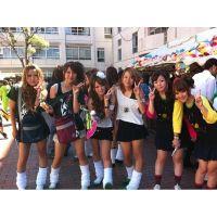 ≪エロギャルチラ見せ文化祭2012≫
