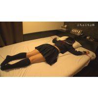 こちょこちょ族 美少女アイドル黒髪ロリ娘の逆襲 19歳 えり 制服編 その2
