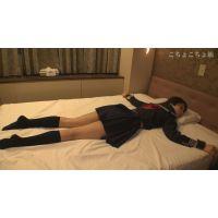 こちょこちょ族 黒髪9頭身現役モデルはウルトラ敏感美少女 るりあ 20歳 セーラー服編 その2