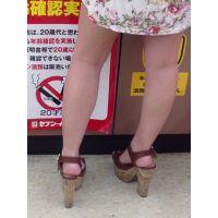 生脚サンダル