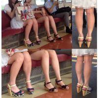 生脚サンダル8