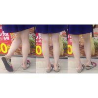 生脚サンダル9