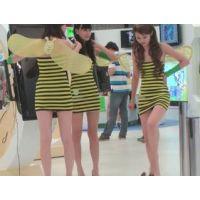 《動画》中国美少女イベント・キャンペーン・ショーガール4