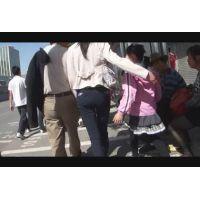 《動画》中国美人の極上ヒップ2