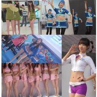 《動画》中国美少女イベント・キャンペーン・ショーガール1〜5セット