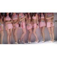 《動画》中国美少女イベント・キャンペーン・ショーガール