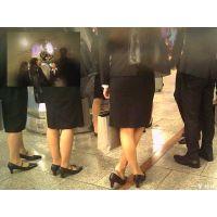 リクスーの大群が居たので撮ってたらタイミングよく靴パカしてくれた