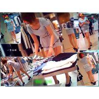 買い物中に見かける素敵なおねーさんたちの美脚や後ろ姿を観察する