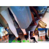 ヤングレディースファッションの催物会場に行ったら超美脚美尻天国5