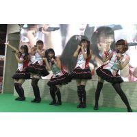 2012東京ゲームショウ・キャンギャルの美脚・フェチ動画(フルHD画質)vol.98