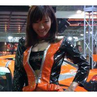 2013東京オートサロン、キャンギャルの美脚・フェチ動画(フルHD画質)vol.124
