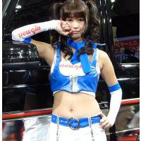 2014東京オートサロン、キャンギャルの美脚・フェチ動画(フルHD画質)vol.164