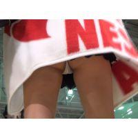 2014東京オートサロン、キャンギャルの美脚・フェチ動画(フルHD画質)vol.167