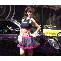2007東京オートサロン、キャンギャルの美脚・フェチ動画(HD版)vol.72