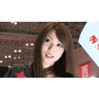 2013東京オートサロン、キャンギャルの美脚・フェチ動画(フルHD画質)vol.115