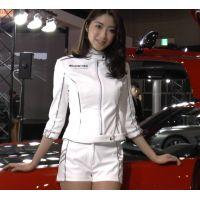 2014東京オートサロン、キャンギャルの美脚・フェチ動画(フルHD画質)vol.162