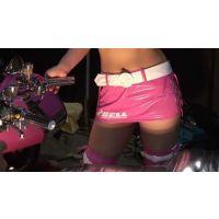 2006東京オートギャラリー、キャンギャルの美脚・フェチ動画(HD版)vol.63