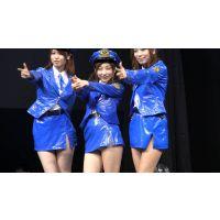 2011東京オートサロン、キャンギャルの美脚・フェチ動画(フルHD画質)vol.103