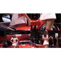 2012東京オートサロン、キャンギャルの美脚・フェチ動画(フルHD画質)vol.85