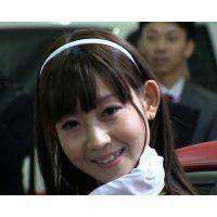 2013東京オートサロン、キャンギャルの美脚・フェチ動画(フルHD画質)vol.120