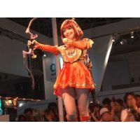 2012東京ゲームショウ・キャンギャルの美脚・フェチ動画(フルHD画質)vol.93