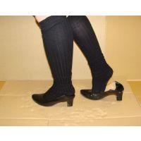 踏み,足,ソックス,脚,ヒール,パンプス,靴底,潰し, Download