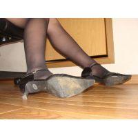 596パンプス画像 セパレートパンプス 靴底系