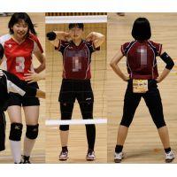 女子バレーボール大会 02 黒ハイソックス