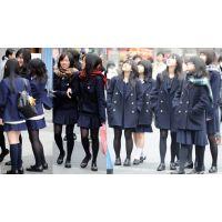 冬季限定 JK黒タイツ フルサイズ 01,02セット
