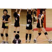 女子校バレーボール大会 06 スレンダー短パン