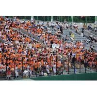 2014年高校野球 全校応援 ホットパンツ