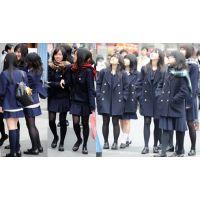 冬季限定 JK黒タイツ フルサイズ