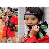 ショートカットボーイッシュ踊ギャル 02