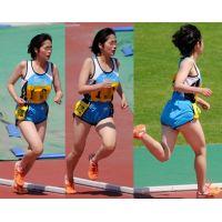 夏の陸上競技女子 12