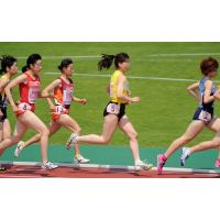 夏の陸上競技女子 04