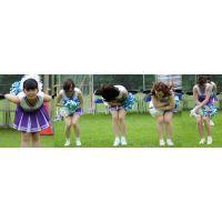 女子大生 チアリーダー 09