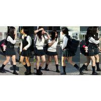 ムチムチ!制服の女性達6