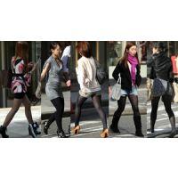 ストッキングの女性達 11