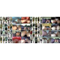 街撮り+(改)  新作品No.0148 (新作品No.0144〜0147の4作品セット)【完全】オリジナル