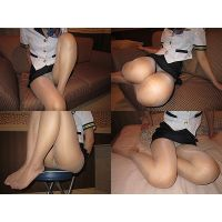 legs and hips wrapped in pantyhose vol.09 part1