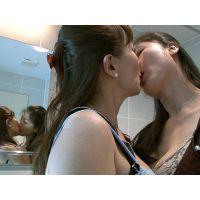 千枝美&芳恵〜 バスルームで