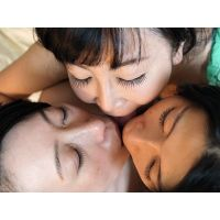 熟女,キス,接吻,レズ,巨乳, Download