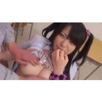 激カワJK ツインテールの美少女JKを、教室犯して中出ししちゃいました!