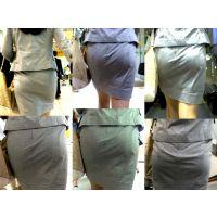 ピチピチタイトスカート03_グレイスカート[フルHD]