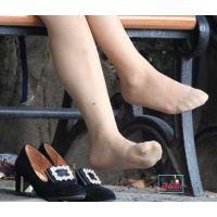 最新作!奇跡的に見かける、女性が靴脱ぎしている匂い立つ、夢のような風景NO.46