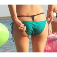 Collection of latest buttocks ♥ whip whip ♥ swimsuit